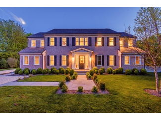 7,000 Square Foot Exquisite Mansion In Southampton